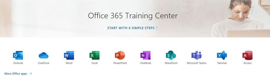 Microsoft Office 365 Training Center